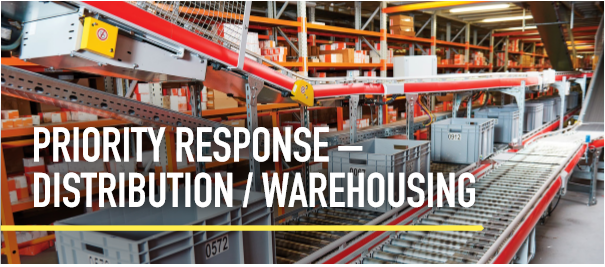 distribution and warehouse businesses